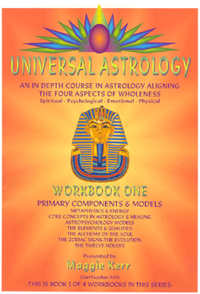 UNIVERSAL ASTROLOGY WORKBOOKS